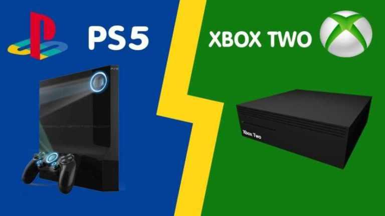 PS 5 и Xbox 2