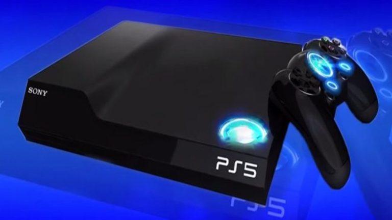 Концепт PS5