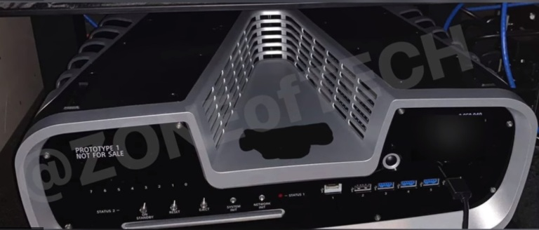 Девкит PS5