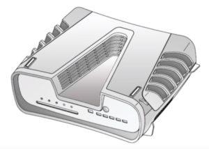 Внешний вид PS5