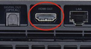 HDMI - выход на ТВ