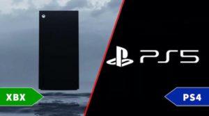 Приставки PS5 и XSX