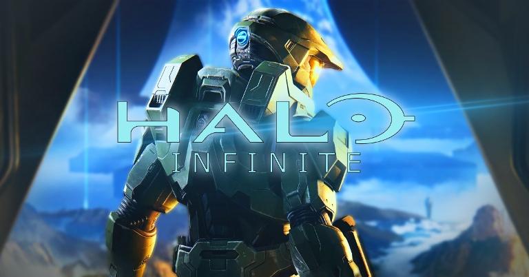 Halo Infinite.