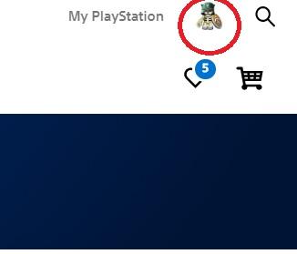 Аватарка в PSN