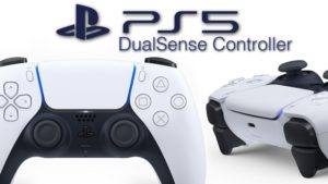 DualSense - джойстик