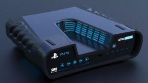 Playstation 5 - девкит