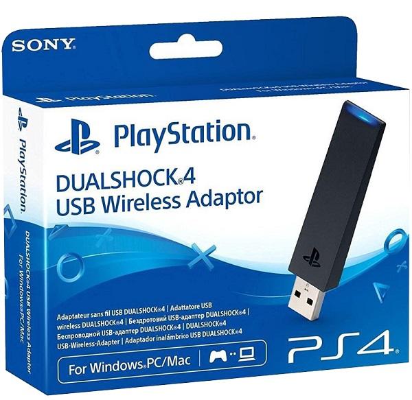USB DualShock 4 адаптер