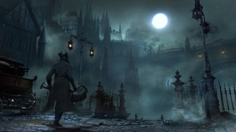 Игра Bloodborne