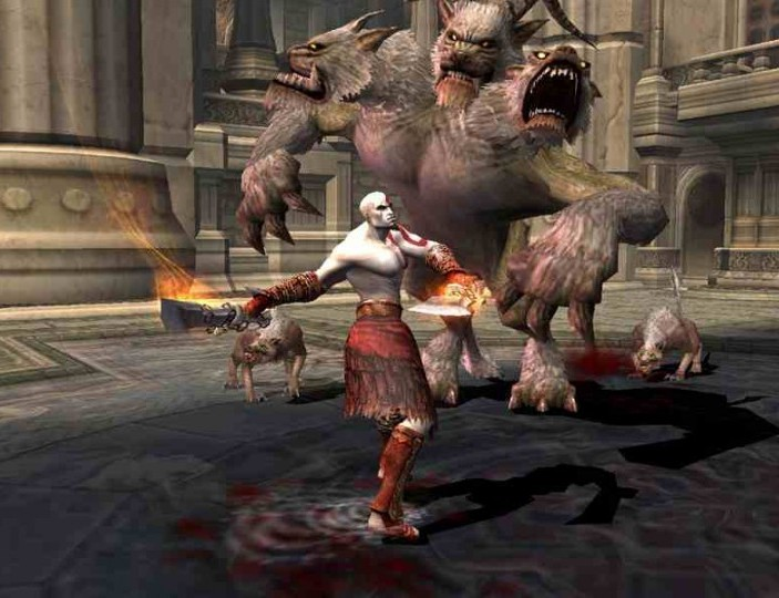 Игра God of War 2