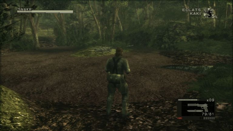 Игра Metal Gear Solid 3 Snake Eater
