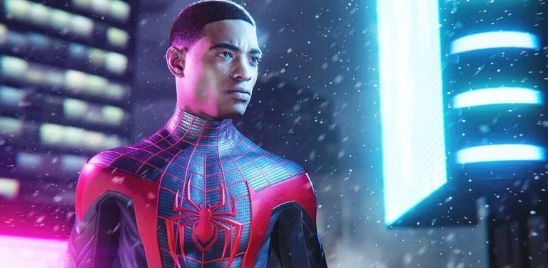 Игра Spider-Man Miles Morales