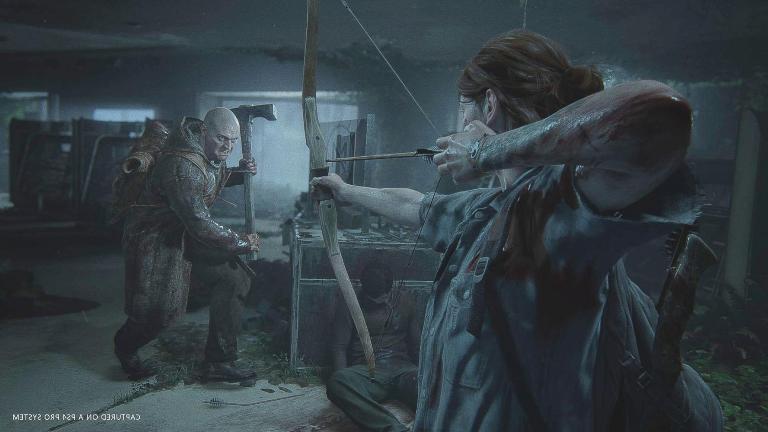Игра The Last of Us Part II