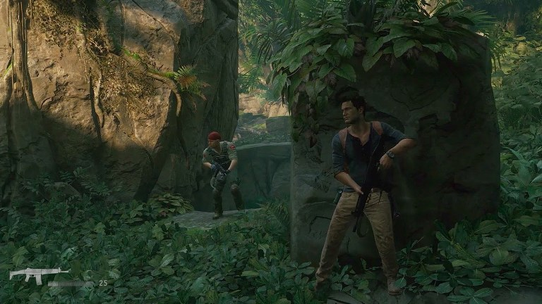 Игра Uncharted 4 A Thief's End