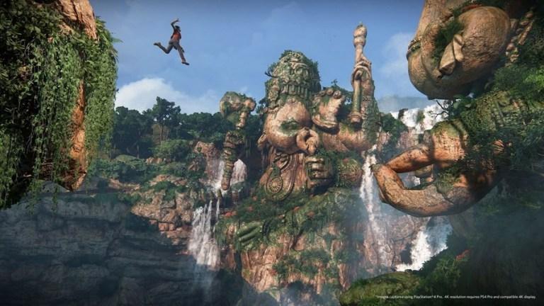 Мир Uncharted 4