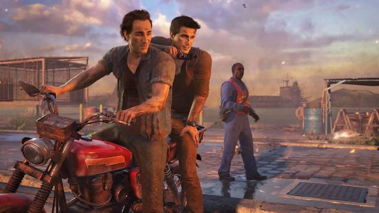 Персонажи в Uncharted 4