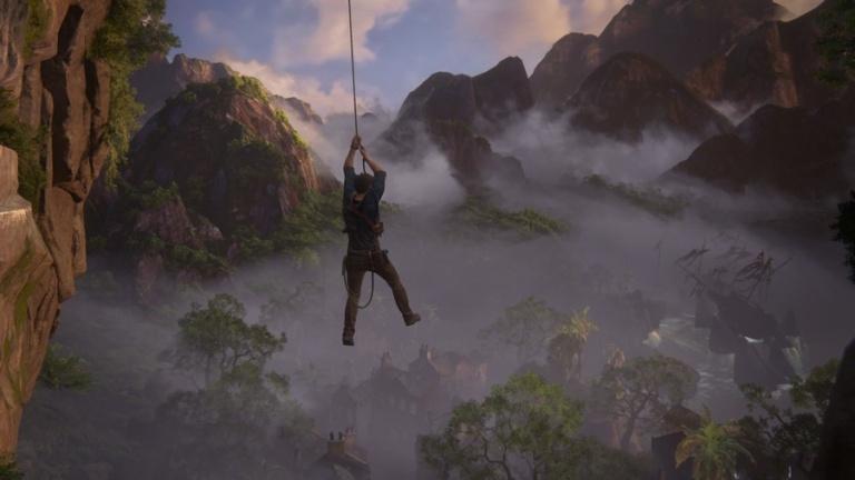 Приключения в Uncharted 4
