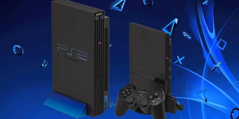 Приставки Playstation 2
