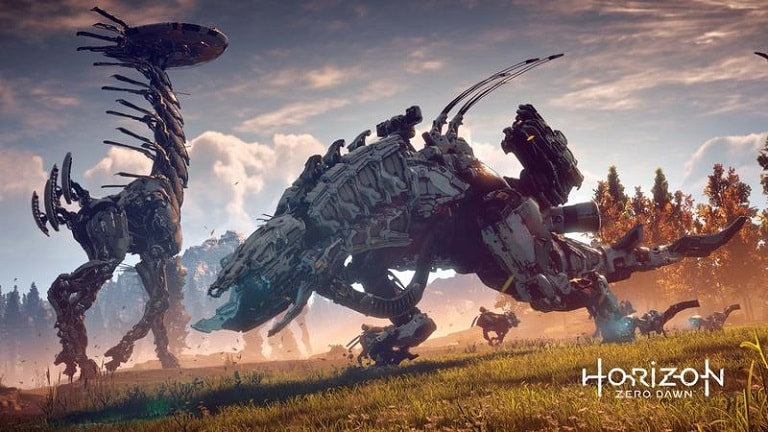 Horizon Zero Dawn - игра