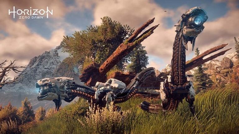 Враги в Horizon Zero Dawn