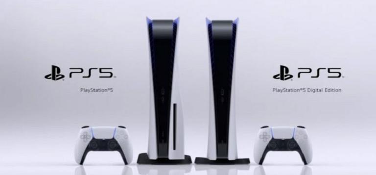 Две Playstation 5