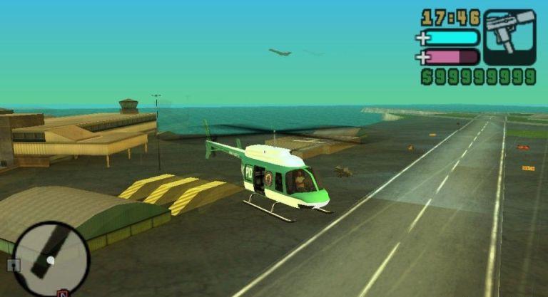 Grand Theft Auto Vice City Stories для PSP