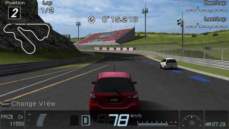 Игра Gran Turismo