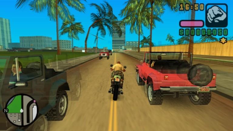 Игра Grand Theft Auto Vice City Stories