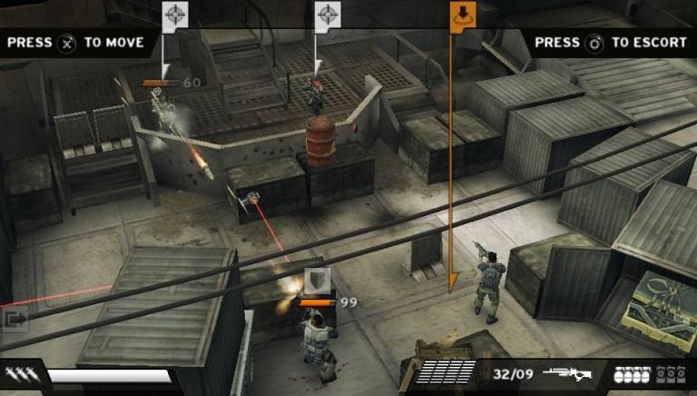 Игра Killzone Liberation