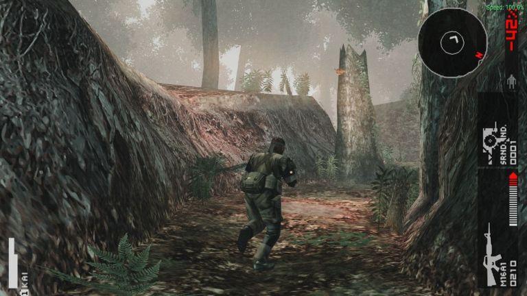 Игра Metal Gear Solid Peace Walker