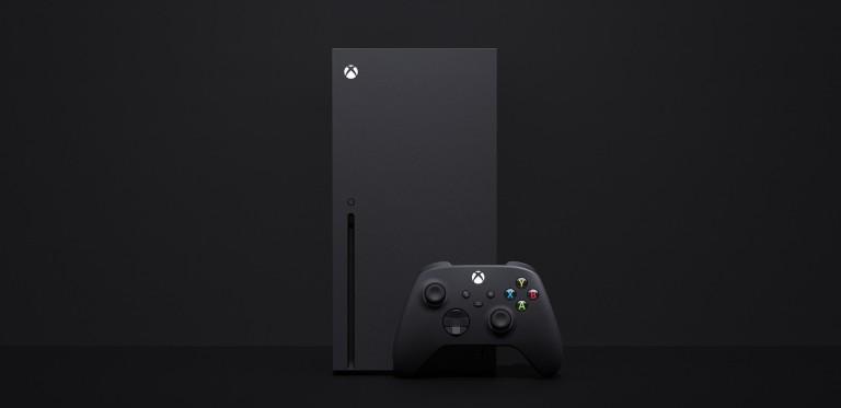 Xbox Series X - консоль