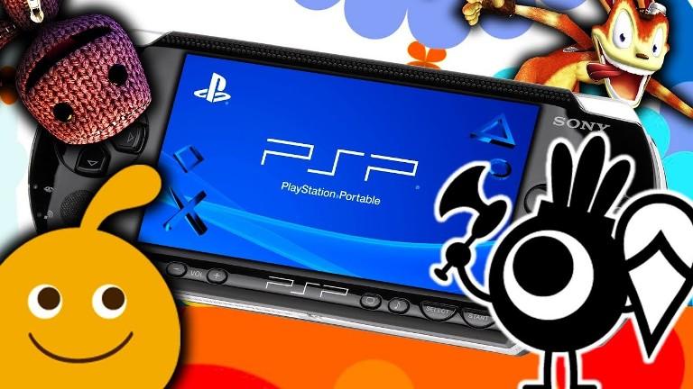 Лучшие игры на PSP