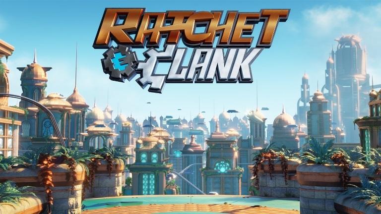 Ratchet & Clank - игра