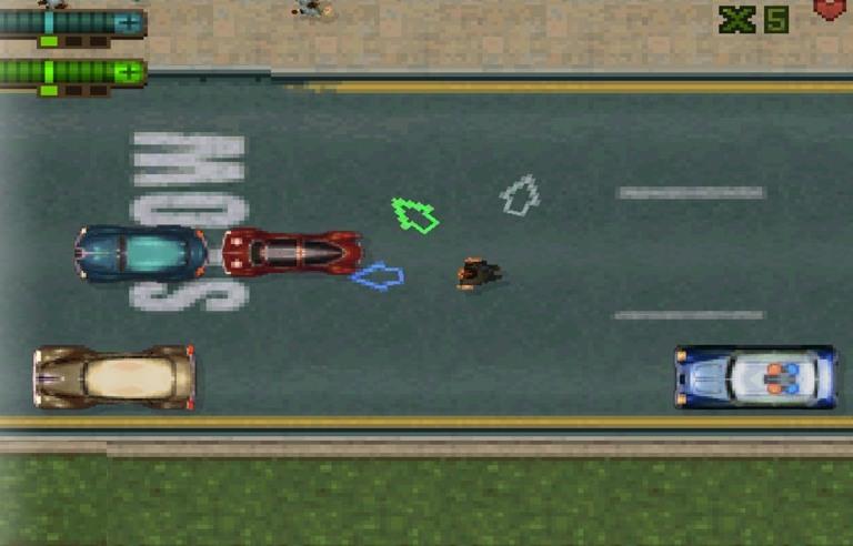 Игра Grand Theft Auto 2