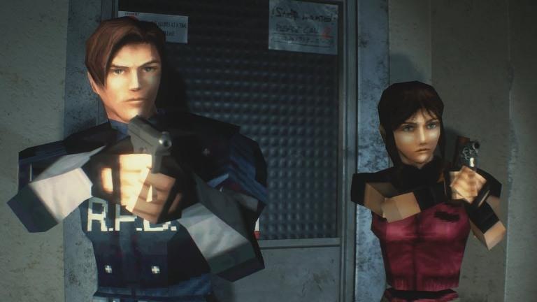 Игра Resident Evil 2 для PS1