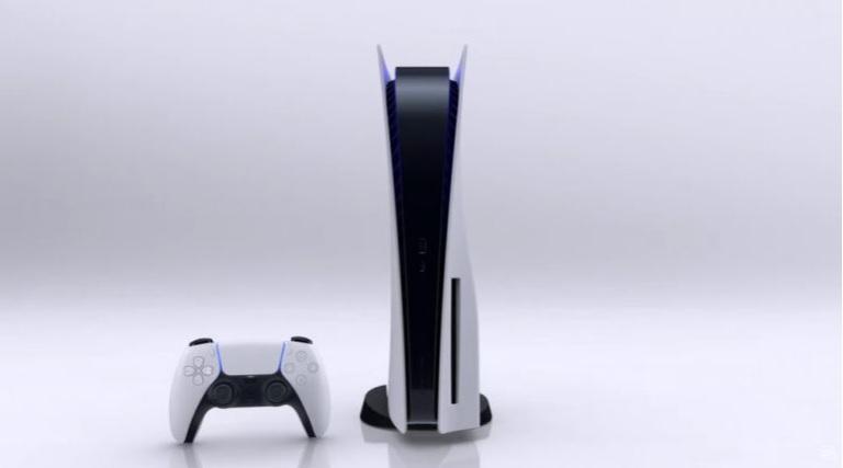 Приставка PS5 с дисководом