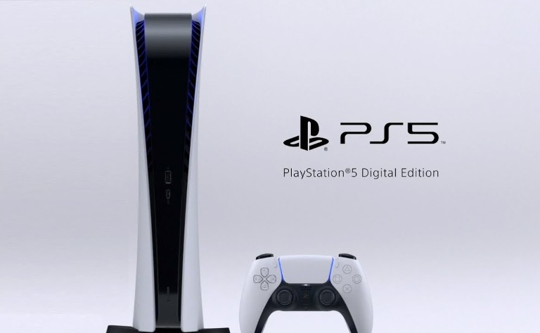 Консоль PS5 Digital Edition