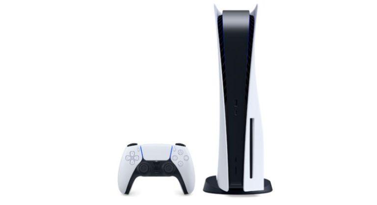 PS5 с дисководом