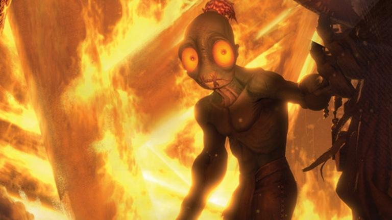 Главный герой Oddworld Soulstorm