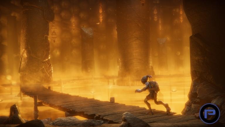 Графика в Oddworld Soulstorm