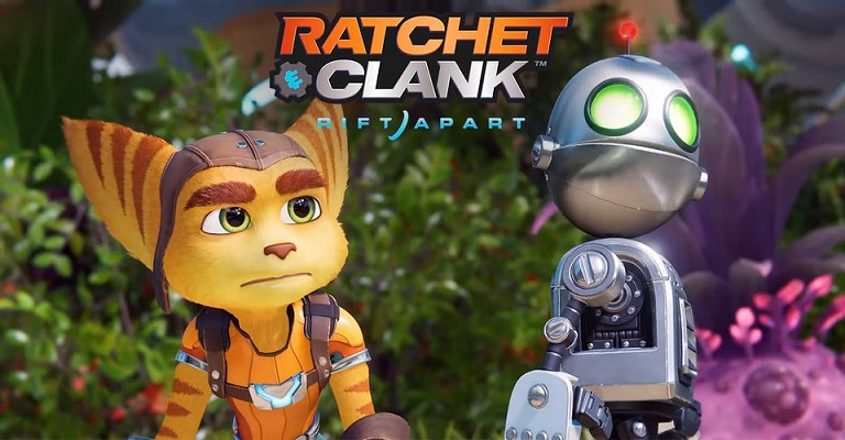 Игра Ratchet and Clank Rift Apart
