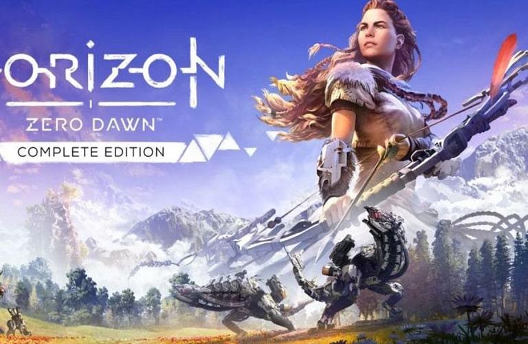 Horizon Zero Dawn - игра