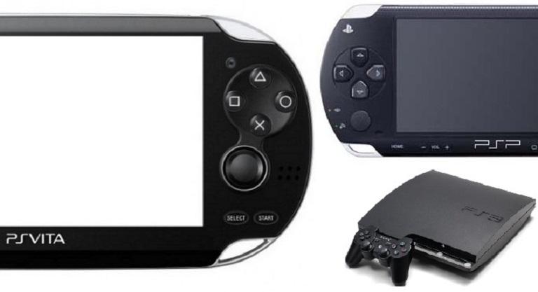 Консоли PS3, PS Vita, PSP