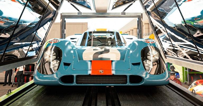 Машина из Gran Turismo 7
