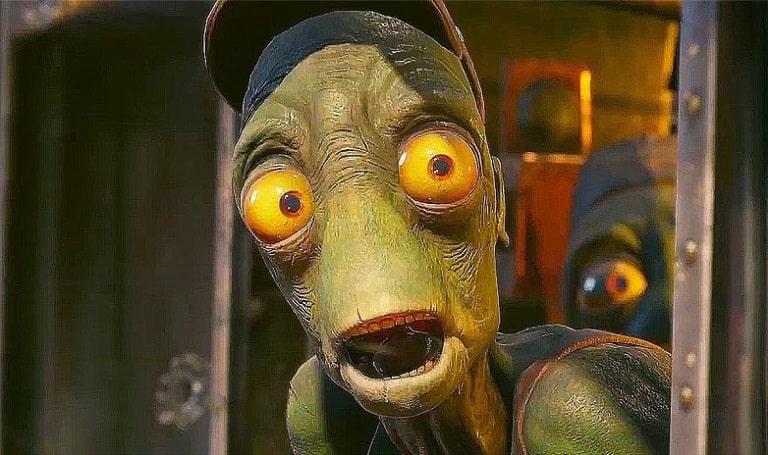 Герой игры Oddworld Soulstorm