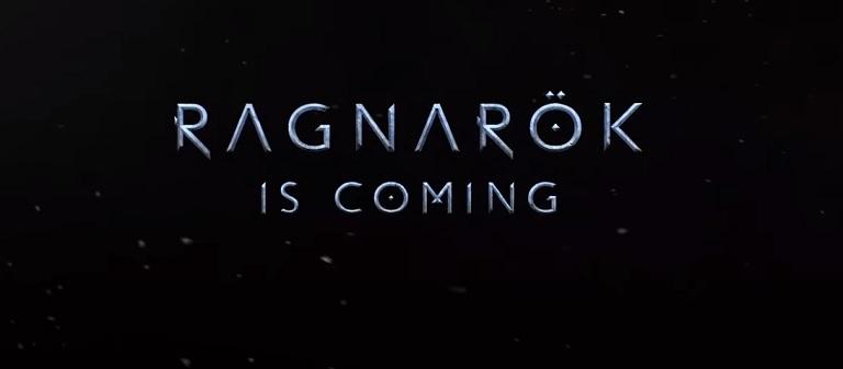 GoW: Ragnarok - тизер