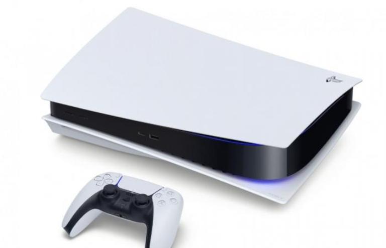 Консоль Playstation 5