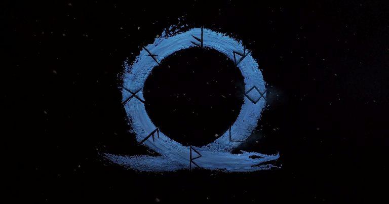Лого God of War Ragnarok