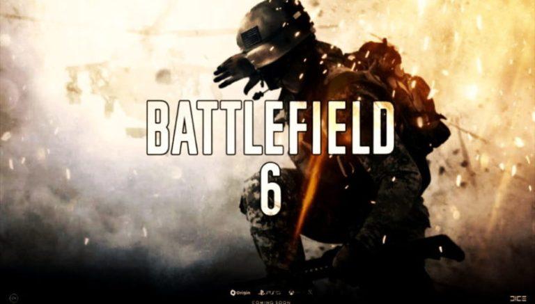 Battlefield 6 - PS4