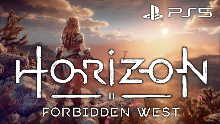 Horizon Forbidden West - игра