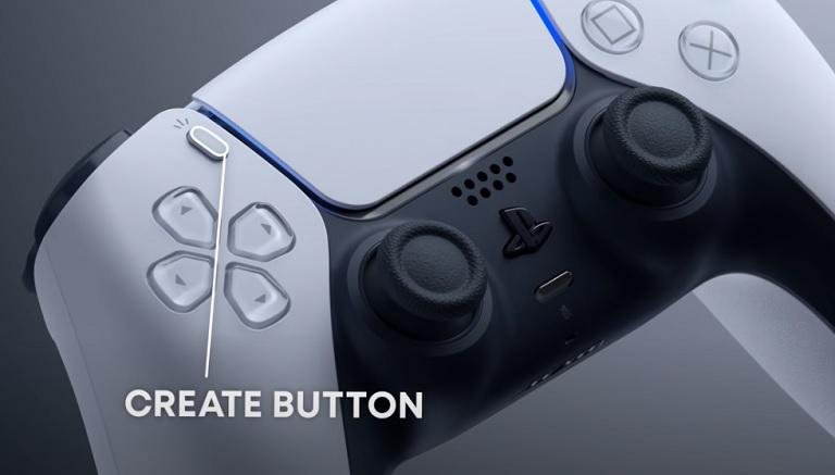 Джойстик PS5